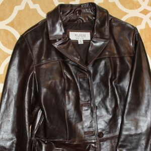 Wilsons Leather genuine leather jacket